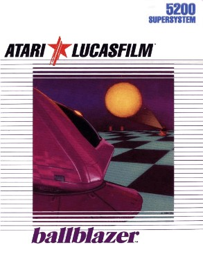 Ballblazer Cover Art