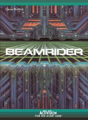 Beamrider Cover Art