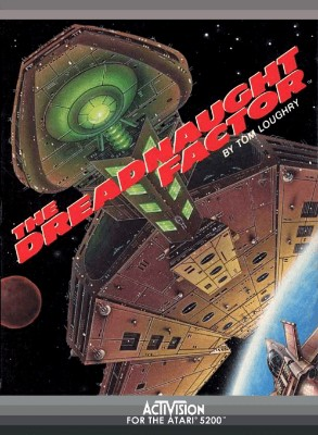 Dreadnaught Factor Cover Art