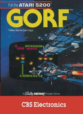 Gorf Cover Art