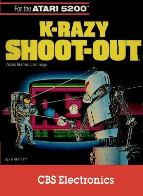 K-razy Shoot-Out Cover Art