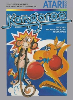 Kangaroo Cover Art