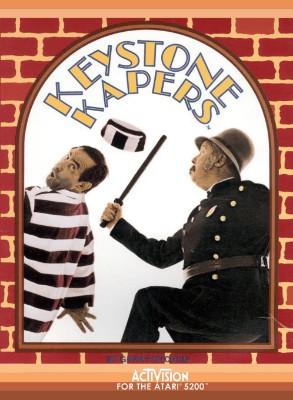 Keystone Kapers Cover Art