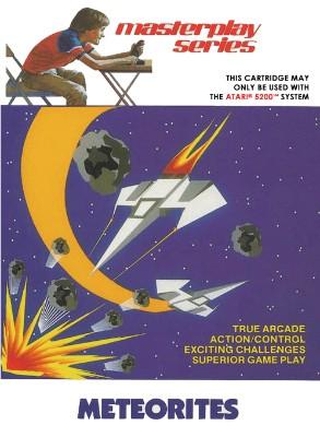 Meteorites Cover Art