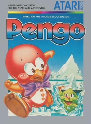 Pengo Cover Art