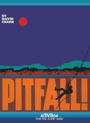 Pitfall Cover Art