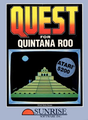 Quest for Quintana Roo Cover Art