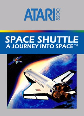 Space Shuttle Cover Art