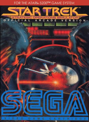 Star Trek: Strategic Operations Simulator Cover Art