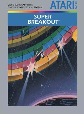 Super Breakout Cover Art