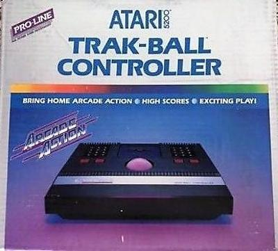 Trak-Ball Controller Cover Art