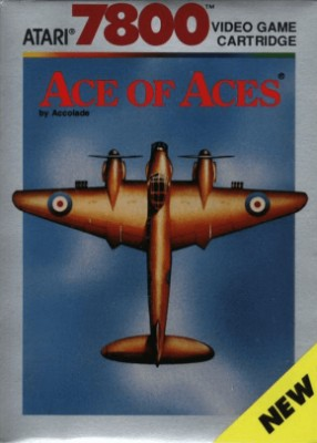 Ace of Aces Cover Art