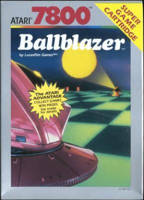 Ballblazer Cover Art