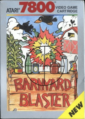 Barnyard Blaster Cover Art