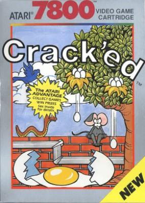 Crack'ed Cover Art