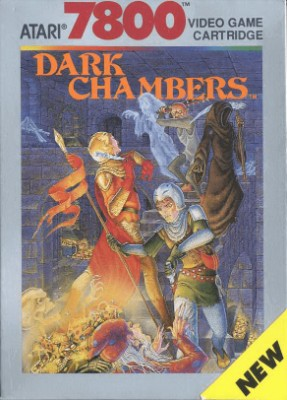 Dark Chambers Cover Art