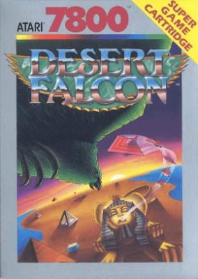 Desert Falcon Cover Art