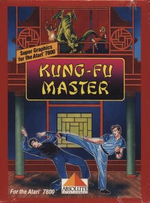 Kung-Fu Master Cover Art