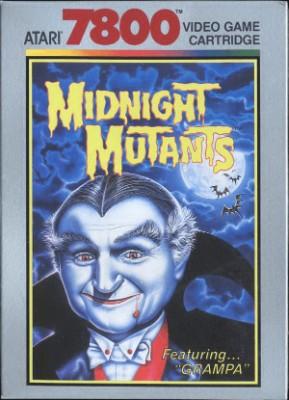 Midnight Mutants Cover Art
