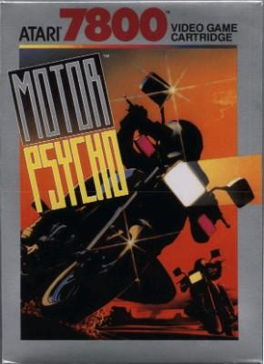 Motor Psycho Cover Art