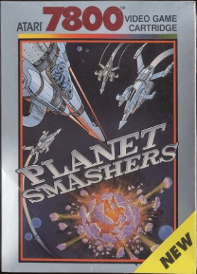 Planet Smashers Cover Art