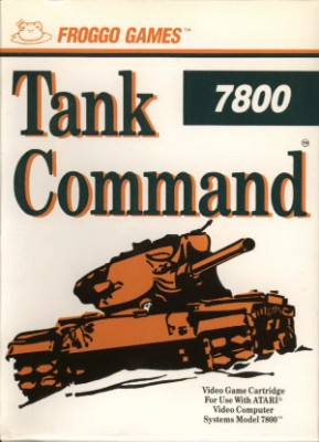 Tank Command Cover Art