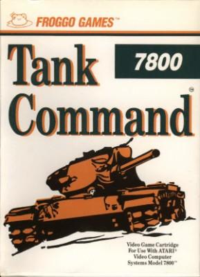 Tank Command Cover Art