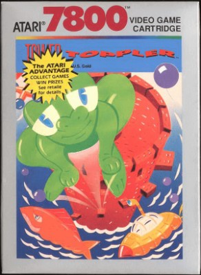 Tower Toppler Cover Art