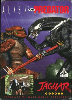 Alien vs. Predator Cover Art