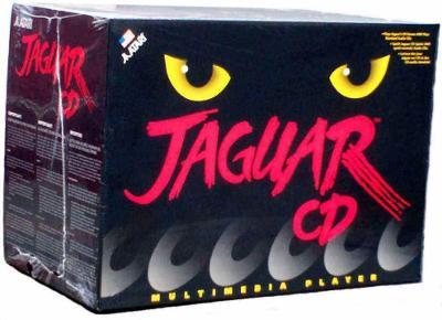 Atari Jaguar CD Cover Art