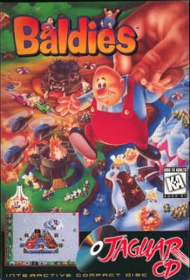Baldies [CD] Cover Art