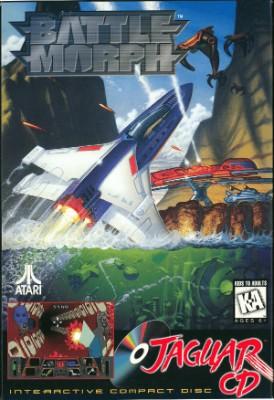 Battle Morph [CD] Cover Art