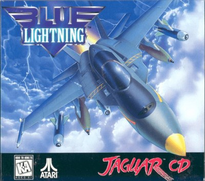 Blue Lightning [CD]