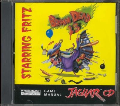 Brain Dead 13 [CD] Cover Art