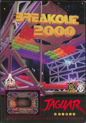 Breakout 2000 Cover Art