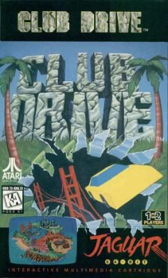 Club Drive Cover Art
