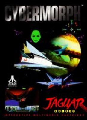 Cybermorph Cover Art