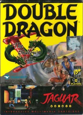 Double Dragon V Cover Art