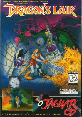 Dragon's Lair [CD]