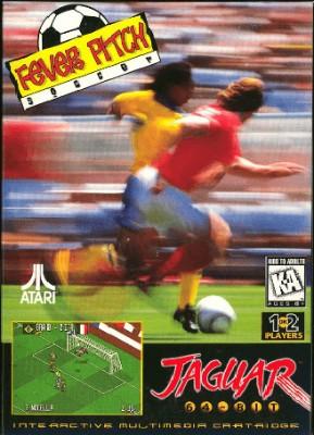 Fever Pitch Soccer Cover Art