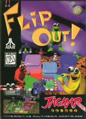 FlipOut! Cover Art