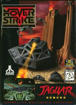 Hover Strike Cover Art