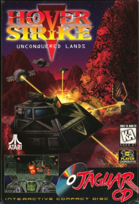 Hover Strike: Unconquered Lands [CD]