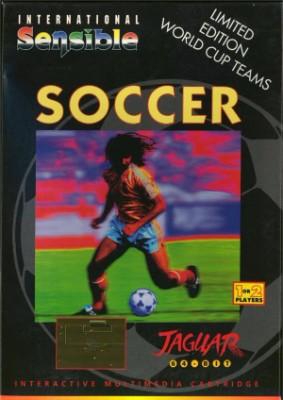 International Sensible Soccer Cover Art