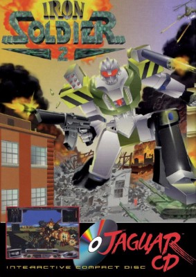 Iron Soldier 2 [CD] Cover Art