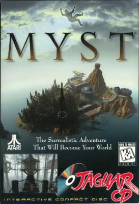 Myst [CD]