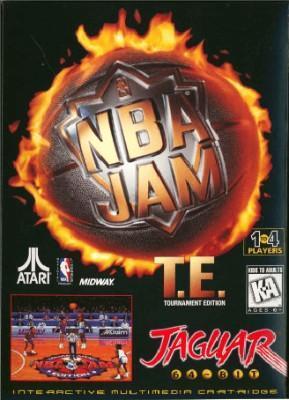 NBA Jam: Tournament Edition Cover Art