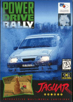 Power Drive Rally Cover Art