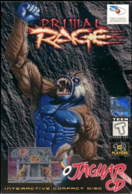 Primal Rage [CD] Cover Art
