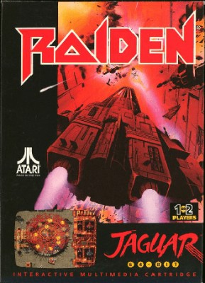 Raiden Cover Art